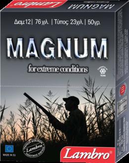 Φυσίγγια Lambro Magnum 50 Gr.