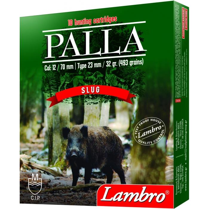 Φυσίγγια Lambro Palla