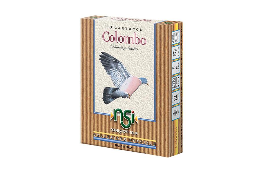 Φυσίγγια Colombo 37 Gr.