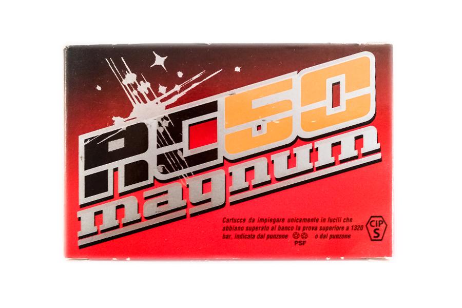 Φυσίγγια Rc 50 Magnum