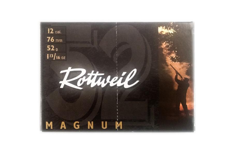 Φυσίγγια Rottweil Magnum