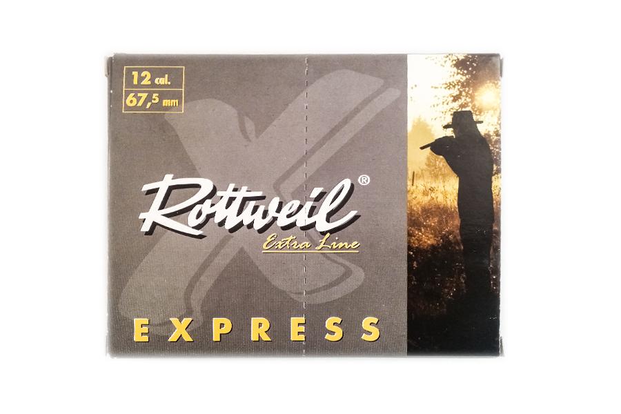 Φυσίγγια Rottweil Express