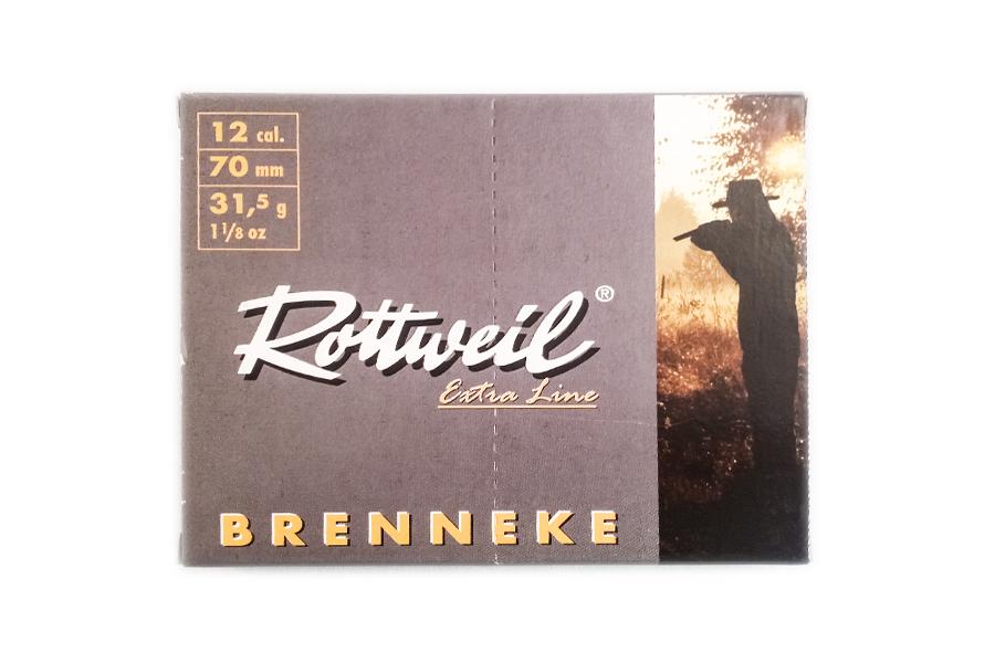 Φυσίγγια Rottweil Brenneke
