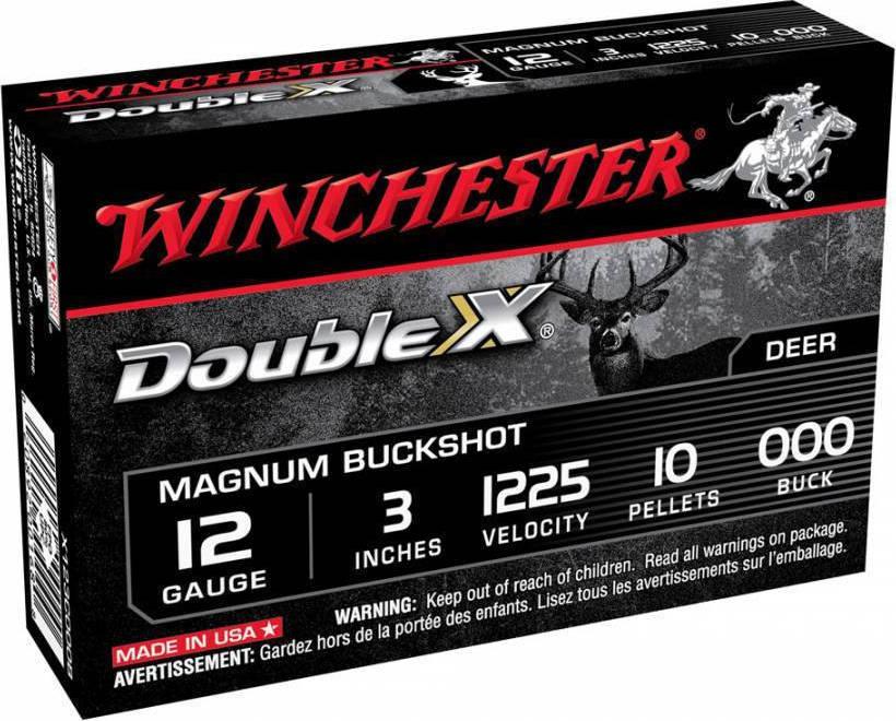 Φυσίγγια Winchester Double X 10βολο Magnum